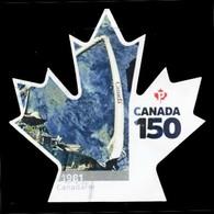 Canada (Scott No.3004 - 150e Du Canada / Vanata 150th) (o) - 1952-.... Règne D'Elizabeth II