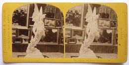 EXPOSITION UNIVERSELLE De 1867 - BEAUX ARTS . SECTION ITALIENNE (N° 50) - Photos Stéréoscopiques