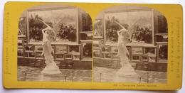 EXPOSITION UNIVERSELLE De 1867 - BEAUX ARTS . SECTION ITALIENNE - Photos Stéréoscopiques