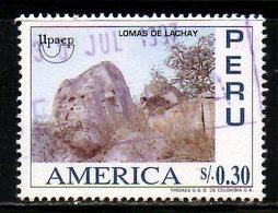PEROU. N°1076 Oblitéré De 1996. UPAEP. - Peru