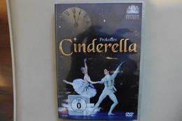 DVD Ballet Cendrillon Cinderella De Prokofiev Par The Birmingham Royal Ballet - Concert & Music
