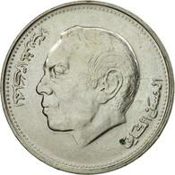 Monnaie, Maroc, Al-Hassan II, Dirham, 1987/AH1407, Paris, SUP, Copper-nickel - Morocco