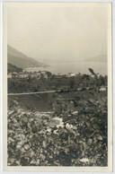 FOTO-CARTOLINA   PANORAMA  DA  IDENTIFICARE       2 SCAN      (NUOVA) - Cartoline