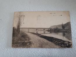 ROUX  Pont Oblitéré En 1931 - Charleroi