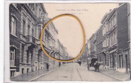 """VERVIERS ACP """"Rue Des Villas """" (rue De France)   Circulée En 1906  Voir Scans - Verviers"""