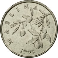 Monnaie, Croatie, 20 Lipa, 1995, TTB, Nickel Plated Steel, KM:7 - Croatie