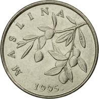 Monnaie, Croatie, 20 Lipa, 1995, TTB, Nickel Plated Steel, KM:7 - Croatia