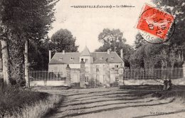 1056 -  Cpa 14  Sannerville - Le Château - France