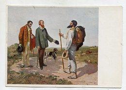 ART / PAINTING - AK 335422 Gustave Courbet - Bonjour Monsieur Courbet - Peintures & Tableaux