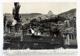 """Cpsm Stock Neuf """" La 403 Du CFD  à Rochebonne En 1er Plan Coll C.Schnabel - Matériel"""