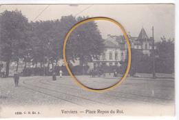 """VERVIERS ACP """"Place Du Repos Du Roi (Albert Ier )    Voir Scans - Verviers"""