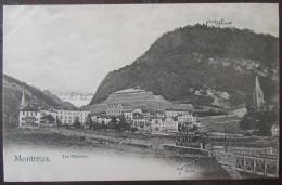 Suisse - Montreux (Vaud) - Carte Postale Précurseur - Les Planches - Non-circulée - VD Vaud