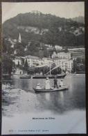 Suisse - Montreux (Vaud) - Carte Postale Précurseur - Montreux Et Glion - Animée - Non-circulée - VD Vaud