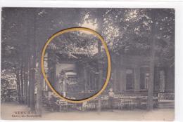 """VERVIERS ACP """"Chalet Des Boulevards (Av Peltzer)"""" Circulée En 1911    Voir Scans - Verviers"""