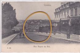 """VERVIERS ACP """"Rue Repos Du Roi"""" Circulée En 1905    Voir Scans - Verviers"""