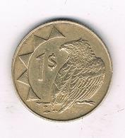 1 DOLLAR 2006 NAMIBIE/6832/ - Namibia