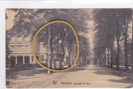"""VERVIERS ACP """"Haut De L'avenue De Spa"""" Circulée En 1921    Voir Scans - Verviers"""