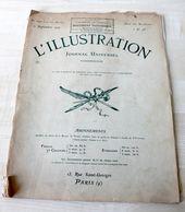 02- Ancienne REVUE L'ILLUSTRATION -  JOURNAL UNIVERSEL - N°3992 / SEPTEMBRE 1919 - Theatre