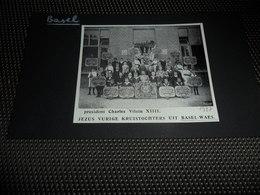 Origineel Knipsel ( 1673 ) Uit Tijdschrift  :  Basel  Bazel    1927 - Vieux Papiers