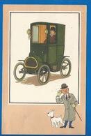 CHEQUE TINTIN - HERGE - VOIR ET SAVOIR - AUTOMOBILE - CONDUITE INTERIEURE RENAULT - ORIGINE À 1900 - SERIE 3 - N° 52 - Bandes Dessinées