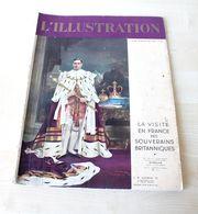 05- Ancienne REVUE L'ILLUSTRATION Visite Souverain Britani  N4978 / JUILLET 1938 - Theatre