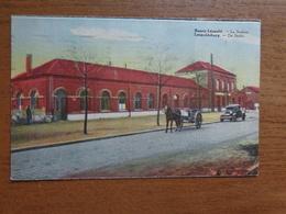 Leopoldsburg, De Statie (station, Gare) --> Beschreven - Leopoldsburg