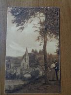 La Roche En Ardenne, L'église Et Les Ruines Du Chateau --> Onbeschreven - La-Roche-en-Ardenne