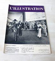 06-  L'ILLUSTRATION -  Souverain Britanique Bois Boulogne  N°4977 / JUILLET 1938 - Theatre