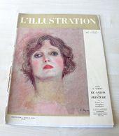 09- Ancienne REVUE L'ILLUSTRATION -  LE SALON De PEINTURE  - N°4967: 14 MAI 1938 - Theatre