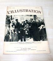 10- Ancienne REVUE L'ILLUSTRATION - LE PRESIDENT EN ALSACE - N°4865: 30 MAI 1936 - Theatre