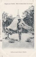 CONGO Région De L ' UELLEE  Coiffure Et Type De Femme à BALAMBO - Congo Francese - Altri