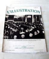 13- Ancienne REVUE L'ILLUSTRATION - LE CONSEIL SDN SEANCE  - N°4855 21 MARS 1936 - Theatre