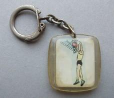 Ancien Porte Clefs. Basket. BCM Montbrison - Key-rings