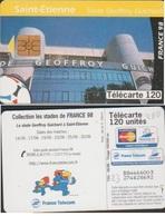 F880  TELECARTE St ETIENNE STADE GUICHARD 120 U  1998/06  PUCE GEM2 - France