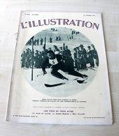 15- Ancienne REVUE L'ILLUSTRATION - REGARD MAROC ESPAGNOL - N°4904: FEVRIER 1937 - Theatre