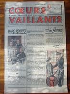 Cœurs Vaillants N° 16 Du 21 Avril 1940 - Otras Revistas
