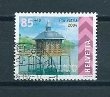 2004 Switzerland 85+40 Pro Patria Used/gebruikt/oblitere - Used Stamps