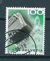 2008 Switzerland Music Used/gebruikt/oblitere - Zwitserland