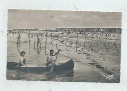 Bernières-sur-Mer (14) : GP D'un Canoët Sur La Plage  Environ 1950 (animé) PF. - Autres Communes