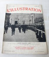 18- Ancienne REVUE L'ILLUSTRATION - JUBILE AGA KHAN BOMBAY - N°4849 FEVRIER 1936 - Theatre