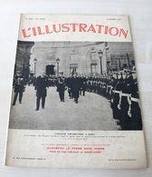 18- Ancienne REVUE L'ILLUSTRATION - JUBILE AGA KHAN BOMBAY - N°4849 FEVRIER 1936 - Theater