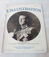 19- Ancienne REVUE L'ILLUSTRATION - AVENEMENT ROI EDOUARD - N°4848: FEVRIER 1936 - Theatre