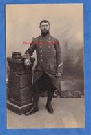 CPA Photo - Portrait D'un Poilu Du 8e Régiment Infanterie Territoriale - Lire Verso - WW1 Uniforme Pose Soldat Soldier - War 1914-18