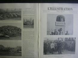 L'ILLUSTRATION 4041 RUSSIE/ VARSOVIE/ ZEPPELIN/ SIAM / TARARE/ SOLLIES/ - Journaux - Quotidiens