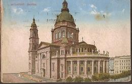 Hungary & Postal, Budapest  Basilika (8868) - Hungary