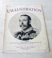 20- Ancienne REVUE L'ILLUSTRATION - LE ROI GEORGE V - N°4847 : 23 JANVIER 1936 - Theatre