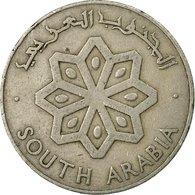 Monnaie, SOUTH ARABIA, 50 Fils, 1964, TB+, Copper-nickel, KM:4 - Yémen