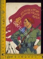 Militare Bersaglieri - Militaria
