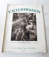 21- Ancienne REVUE L'ILLUSTRATION - CATASTROPHE DANS LA SARRE N4694 FEVRIER 1933 - Theatre