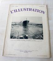 24- Ancienne REVUE L'ILLUSTRATION - PAQUEBOT PAUL-DOUMER - N4691 28 JANVIER 1933 - Theatre
